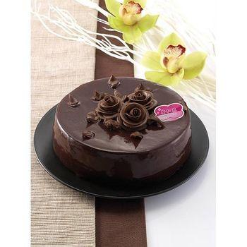 【廣和蓁】巧克力黑櫻桃(8吋/850g/入)