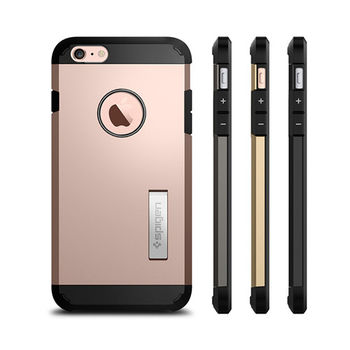【Spigen】Apple iPhone 6/6S Plus Tough Armor 防震保護殼 (SGP)