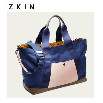 【ZKIN】Homa  真皮精品時尚包  手提包(Z4136)