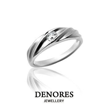 DENORES FEARLESS 10分天然真鑽戒指(女)