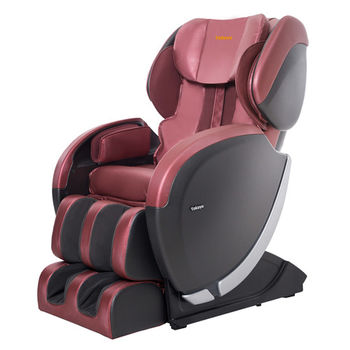 買再送【tokuyo】玩美時尚S雙軌零重力臀感按摩椅 TC-677