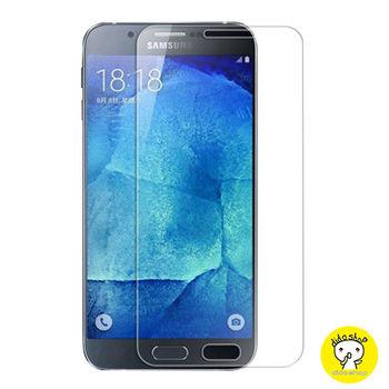 【Dido shop】三星 A8 抗藍光鋼化玻璃膜 手機保護貼 (MU156-4)