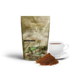 坪林咖啡坊精選曼特寧研磨咖啡粉-半磅