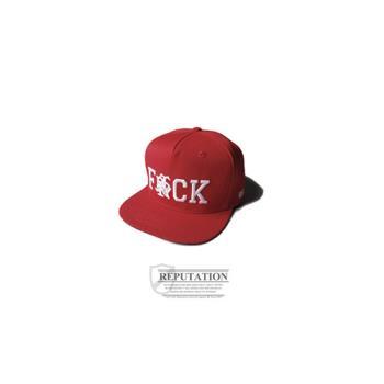 REPUTATION - RN OFF 棒球帽 / 紅