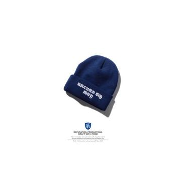 REPUTATION - 經典字體針織毛帽
