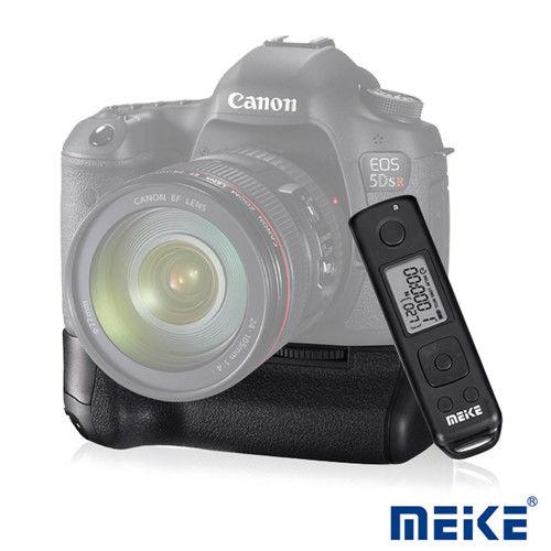 Meike 美科 Canon  5DsR/5D III 垂直手把 (BG-E11) 公司貨(附遙控器)