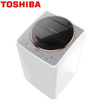 【TOSHIBA東芝】SDD變頻15公斤洗衣機(AW-DME15WAG)(金鑽銀)
