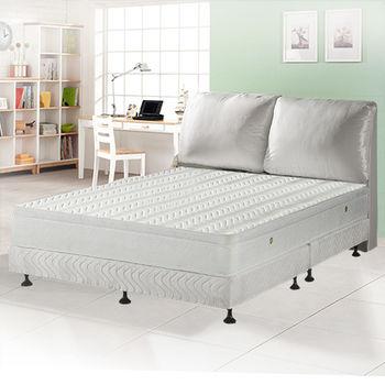 【舒好眠】享樂生活超透氣蜂巢式三線雙人獨立筒床墊(5x6.2尺)