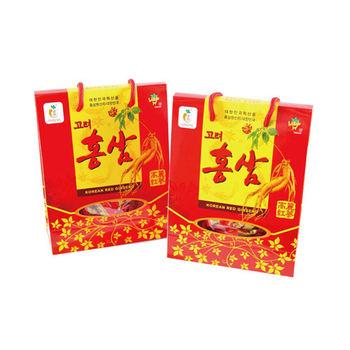金蔘-韓國高麗紅蔘糖(400g/盒 共1盒)