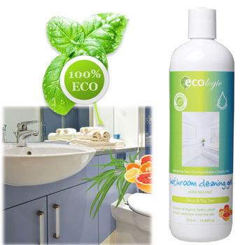 澳洲原裝 Ecologic天然柑橘茶樹精油浴室清潔劑 500ml (有機配方)