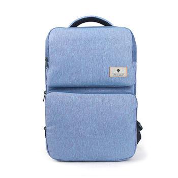 Dido shop 14吋文典系列時尚筆電後背包 (BK084)