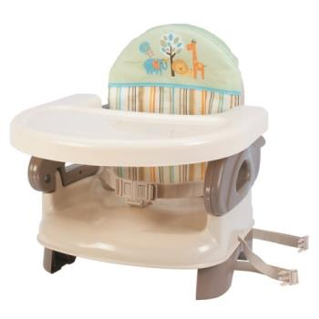 【美國Summer Infant】可攜式活動餐椅(米色)