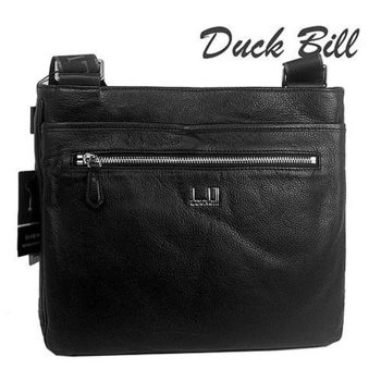 Duck Bill真皮男仕包