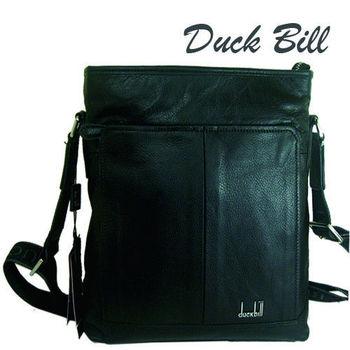 Duck Bill真皮經典公事包