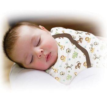 【美國Summer Infant】聰明懶人育兒包巾-加大(動物園)