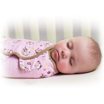 【美國Summer Infant】聰明懶人育兒包巾-親親小猴(加大)