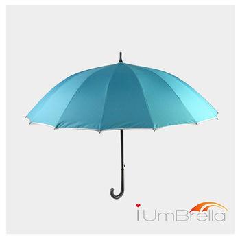 抗風超防曬銀膠無敵自動傘 - 超值兩入組