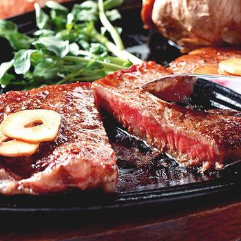 輝帛肉品 紐西蘭PS濕式熟成沙朗牛排(280g/片)