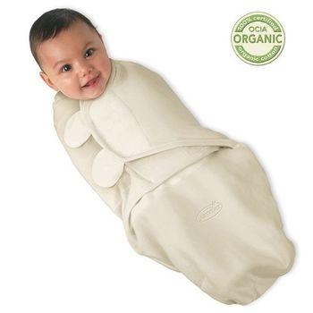 【美國Summer Infant】聰明懶人育兒包巾-加大(有機棉)