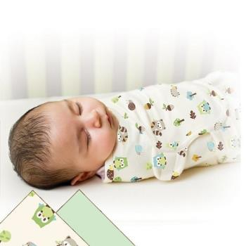 【美國Summer Infant】聰明懶人育兒包巾-加大貓頭鷹2入組