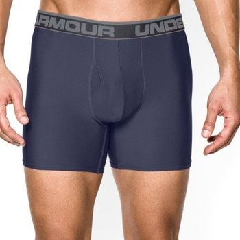 (預購)Under Armour 2016男時尚舒適寶藍色彈力四角修飾內褲