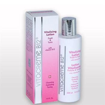 Vitacreme B12維他命B12肌因修護化妝水200ml*2入