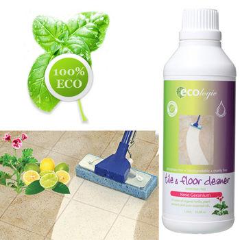澳洲原裝 Ecologic 天然玫瑰天竺葵磁磚地板清潔劑(有機配方)