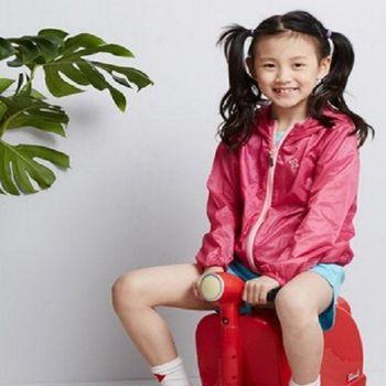 [協賀]女童輕薄皮膚衣超輕外套