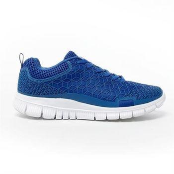 【美國 AIRWALK】重力free運動鞋-男款(寶藍)