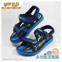~G.P 休閒兩用涼鞋~G6909W ^#45 22 淺藍色 ^#40 SIZE ^#58
