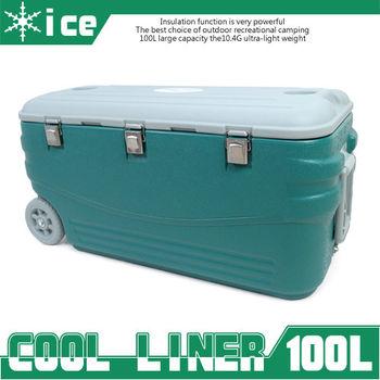 【COOL LINER】100L行動冰箱