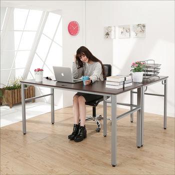 BuyJM環保低甲醛防潑水160+80公分L型穩重型工作桌/電腦桌
