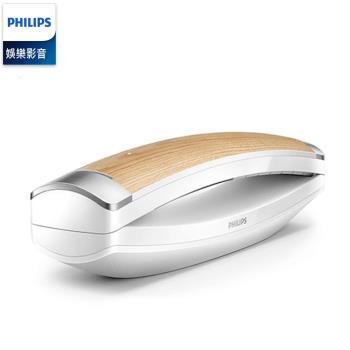 《好禮雙重送》PHILIPS 飛利浦 設計款無線電話 M8881WW/M8881/M-8881WW