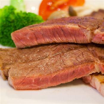 輝帛肉品 澳洲安格斯霜降沙朗牛排(200g/包)