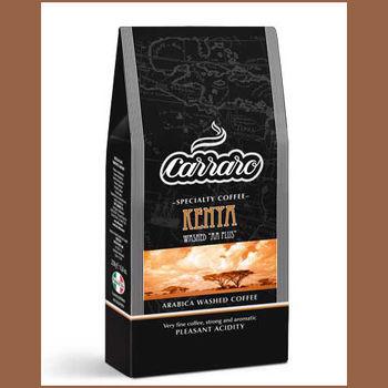 【carraro】精品研磨咖啡粉〔肯亞 AA+〕