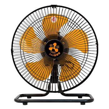 【伍田】12吋超廣角循環涼風桌扇 WT-1212S