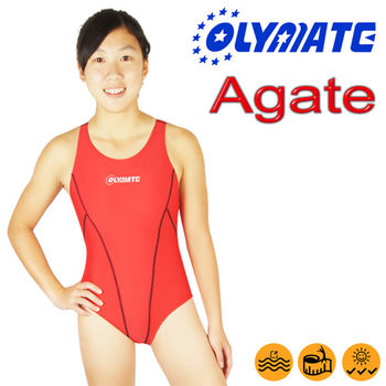 OLYMATE Agate 專業運動版女性泳裝