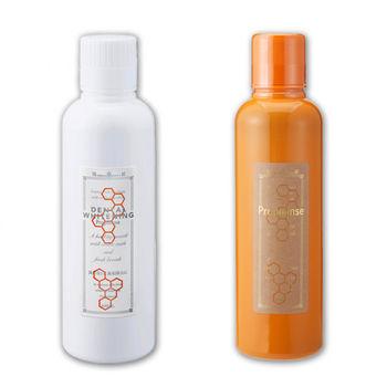 【日本Propolinse】蜂膠漱口水+潔白漱口水(600mlX2瓶)