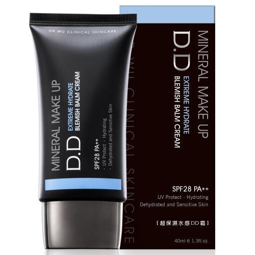 DR.WU 超保濕水感DD霜40ml