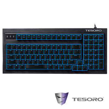 TESORO鐵修羅 赫博之劍G6L機械式鍵盤-青軸中文