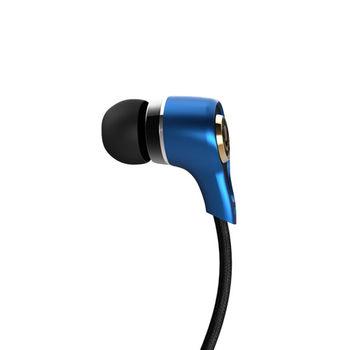【Oblanc】 NH1 全功能玩美入耳式耳機- 寶石藍