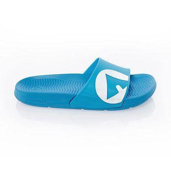 【美國 AIRWALK】輕盈舒適中性EVA休閒多功能室內外拖鞋 -淺藍