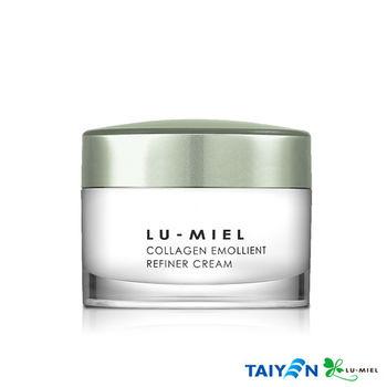 【台鹽LU-MIEL綠迷雅】母親節限定容量加大版 全新膠原蛋白 細緻霜50ml