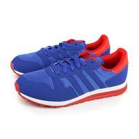 adidas SL STREET 跑鞋 藍 男款 no179