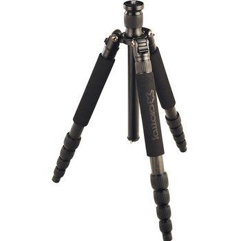 GIOTTOS VGR8255 反折式25mm五節碳纖專業腳架/149cm