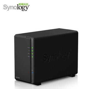 [ 組合品 ]-【 Synology群暉科技】 DS216play  網路儲存伺服器+Seagate 4TB(2T*2) NAS硬碟(ST2000VX000)