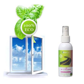 澳洲進口 Ecologic天然精油汽車除味芳香噴霧 125ml (有機配方)