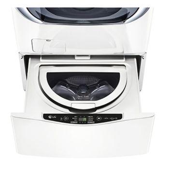 ★結帳再折扣+加碼贈好禮★【LG樂金】3.5公斤底座型 Miniwash 迷你洗衣機 WT-D350W
