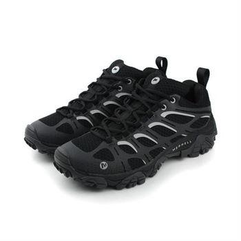 MERRELL MOAB EDGE 運動鞋 黑 男款 no633
