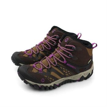 MERRELL ALL OUT BLAZE VENT MID GTX 登山鞋 咖啡 女款 no621